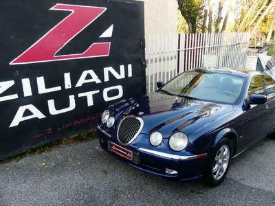 usata Jaguar S-Type 3.0 V6 24V cat Executive CAMBIO MANUALE