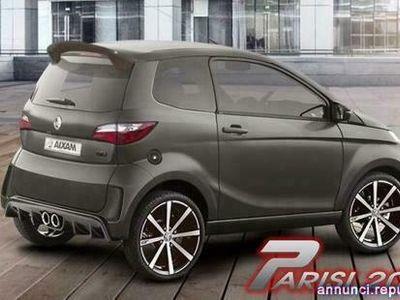 usata Aixam City GTO grigio opaco Euro 5 Cinisello Balsamo