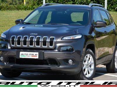 used Jeep Cherokee 2.2 MJT 185 CV 4WD AUT. LONGITUDE +NAVI+CRUISE+PDC
