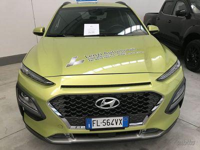 usata Hyundai Kona - 2017