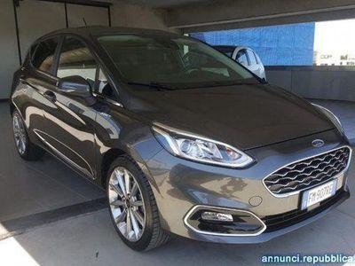 used Ford Fiesta 1.5 TDCi 5 porte Vignale