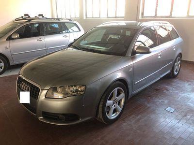 usata Audi A4 2.0/170CV 16V TDI F.AP. Avant S-LINE