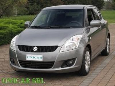 usata Suzuki Swift 1.2 VVT 5 porte GL Top - New Model