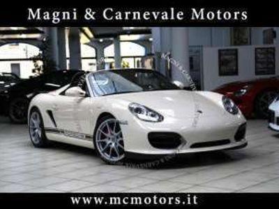 usata Porsche Boxster Spyder - SPORT CHRONO PLUS- SEDILI GUSCIO CARBONIO
