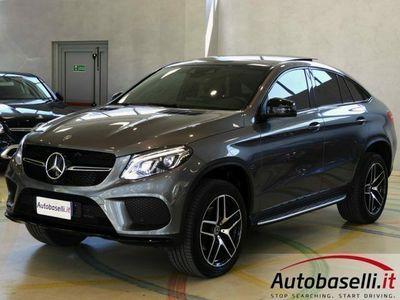 gebraucht Mercedes GLE350 4MATIC PREMIUM PLUS 9G PELLE LED UNICO PROP.