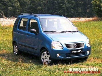 used Suzuki Wagon R+ 1.3i 16V cat 4x4 GL rif. 11781087