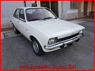 used Opel Kadett C 4porte PERFETTA - Anno 1976 epoca