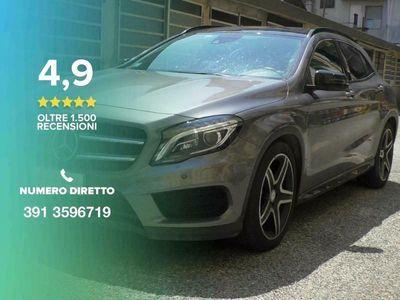 used Mercedes GLA220 CDI Automatic 4Matic Executive