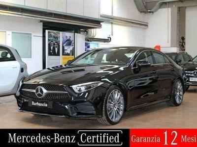 usata Mercedes CLS350 CLS Coupé Classed 4Matic Auto Premium
