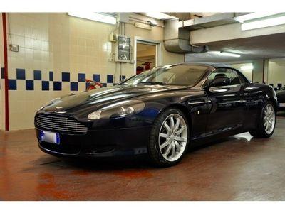 usata Aston Martin DB9 Volante Touchtronic V12 6.0 Italaina tagliandi AM