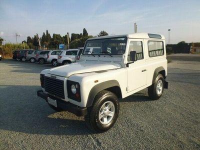 brugt Land Rover Defender 90 2.5 Td5 Station Wagon SE