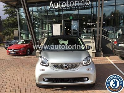 used Smart ForTwo Electric Drive FORTWO Prime