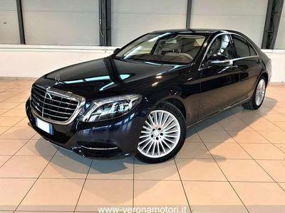 usata Mercedes S350 BlueTEC Maximum