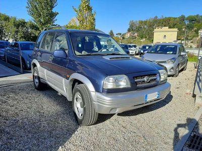 usata Suzuki Vitara 2.0 TDI S.W. 4V.E. Servo - A/C -Unipro KM 91000!