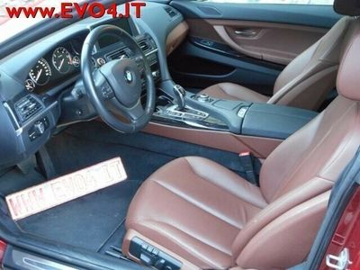 usata BMW 640 640 d xDrive Coupé Futura - 4x4 TOP d X drive !!!