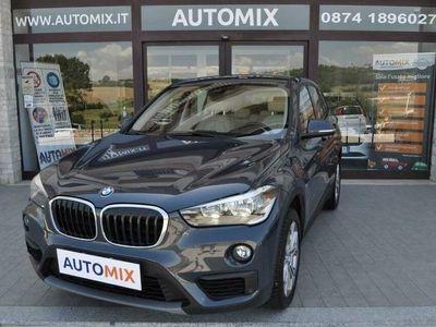 usata BMW X1 xdrive18d Business