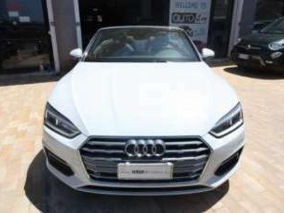 usata Audi A5 Cabriolet 40 TDI quattro S tronic virtual Diesel