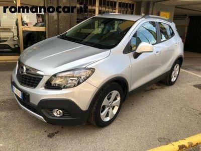 usata Opel Mokka 1.6 Ecotec 115CV 4x2 Start&Stop Ego del 2016 usata a Termoli