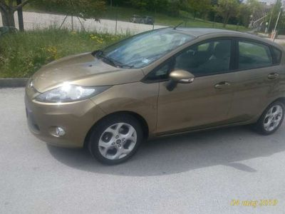 used Ford Fiesta Ikon 1.4 TDCi 70CV 5p. Business