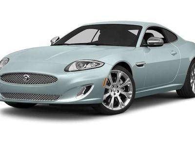usata Jaguar XK 4.2 V8 Coupé pellle perfetta Garanzia 24 mesi full