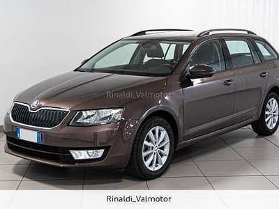 usata Skoda Octavia Octavia Wagon1.6 TDI CR 115 CV Wagon Executive
