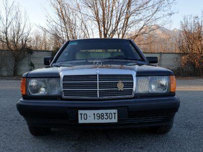 używany Mercedes 190 2.0 ASI