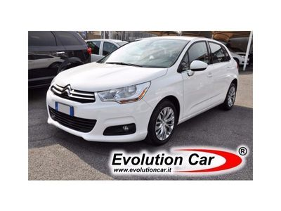 usata Citroën C4 1.6 HDi SEDUCTION CLIMA BIZONA TELEFONO CRUISE USB