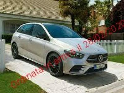 usata Mercedes B250 Automatic 4Matic Sport Plus