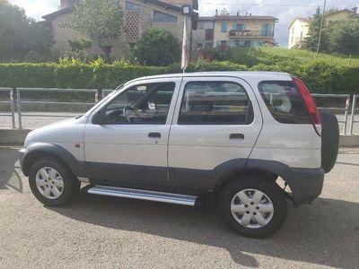 usata Daihatsu Terios 1.3i 16V cat 4WD DB OK NEOPATENTATI