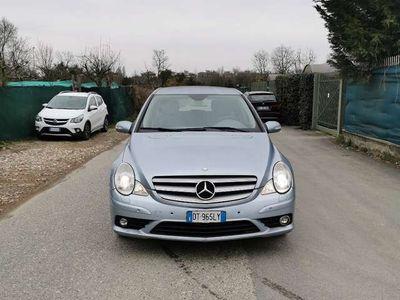 usata Mercedes R320 CDI cat 4Matic Chrome
