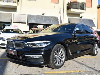 usata BMW 520 d Touring Business Automatica