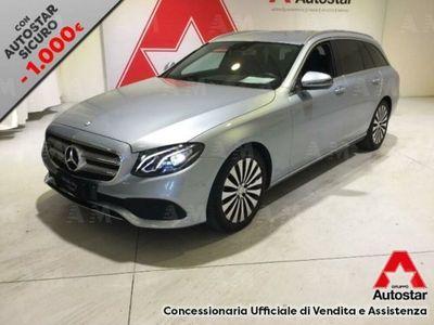 usata Mercedes 220 Classe E Station Wagond Auto Business Sport del 2017 usata a Tavagnacco