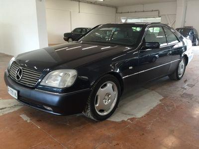 second-hand Mercedes CL420 SEC