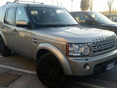 usado Land Rover Discovery 4 3.0 SDV6 255CV SE del 2012 usata a Massarosa