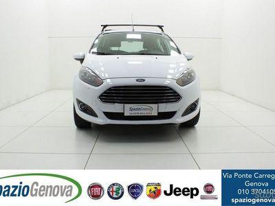 used Ford Fiesta VI 1.4 Gpl 92cv 5p