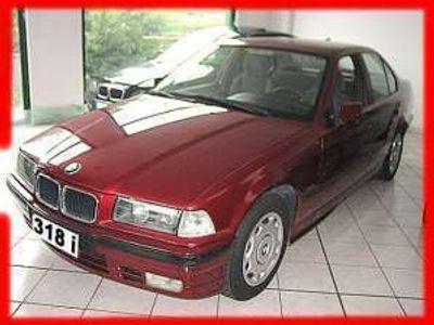 usata BMW 318 i cat 4 porte Benzina/GPL