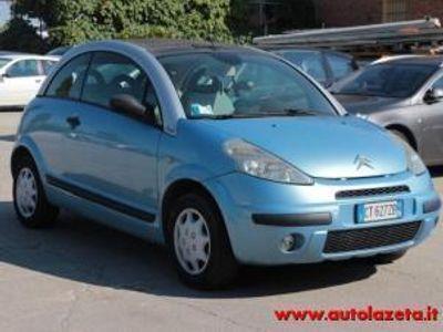 used Citroën C3 Pluriel 1.4 pack techno benzina