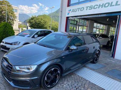 usata Audi A3 SPB 2.0 TDI 184Cv quattro S-tr ACC S line Plus E6