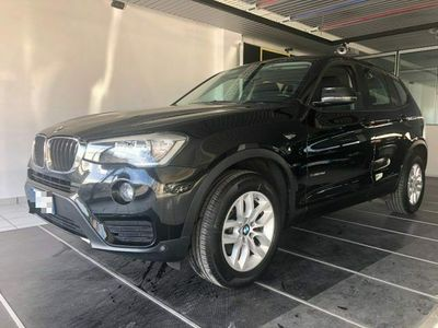 usata BMW X3 xDrive20d Business Advantage Aut.