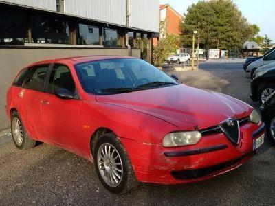 usata Alfa Romeo 156 Sportwagon 1.9 Jtd Distinctive Usato