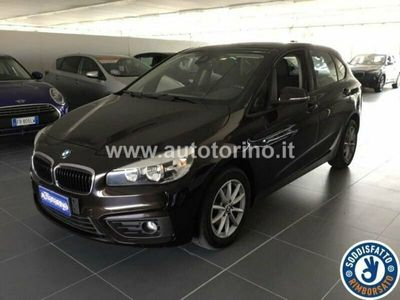 usata BMW 216 216 d act.tourer Advantage my15