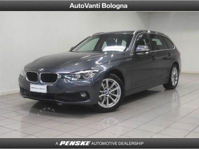 usata BMW 318 Serie 3 Touring Serie 3 (F30/F31) d Touring Business Advantage