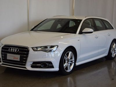 used Audi A6 Avant 2.0 TDI 190 CV ultra S tronic