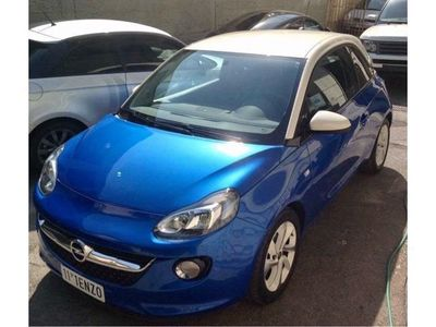 sold opel adam 1 4 87 cv gpl tech used cars for sale. Black Bedroom Furniture Sets. Home Design Ideas