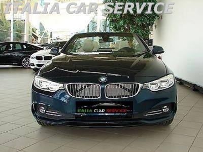 usata BMW 420 Serie 4 Cabrio(F33) d Cabrio Luxury