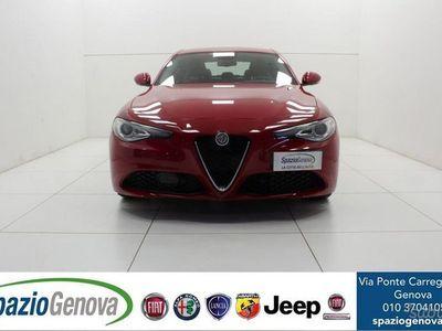 gebraucht Alfa Romeo Giulia 2.2 t Super 180cv
