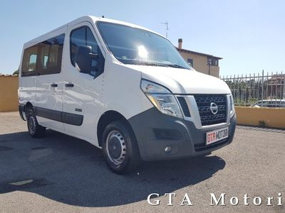 used Nissan NV400 35 2.3 dCi 125CV 9 posti Bus