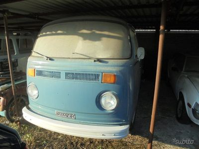 used VW T2 CASSONATO