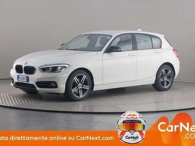 usata BMW 118 1 Serie d Xdrive Sport