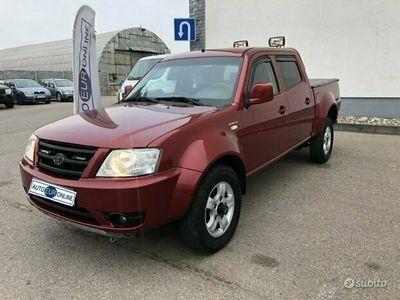 usata Tata Xenon DLE 4x4 pickup Fuoristrada 2.2d - 2011